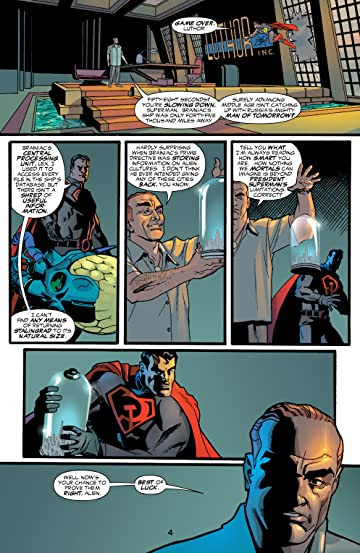 Superman Red Son 2 Of 3 Comics By Comixology