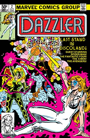 Dazzler (1981-1986) #2