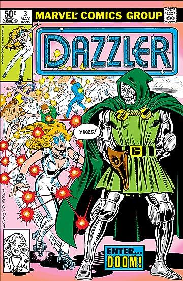 Dazzler (1981-1986) No.3
