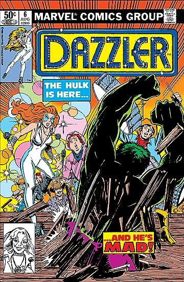 Dazzler (1981-1986) No.6