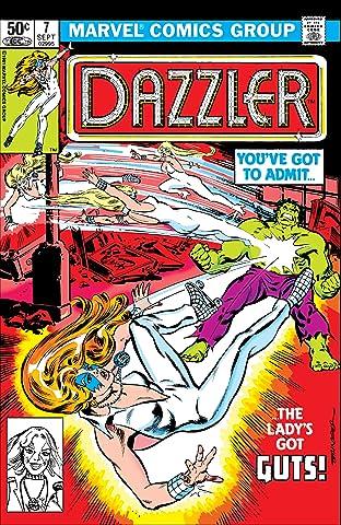 Dazzler (1981-1986) #7