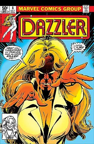Dazzler (1981-1986) #8