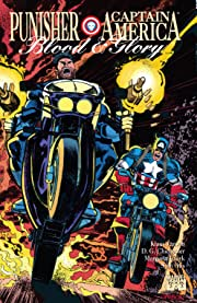 Punisher/Captain America: Blood & Glory (1992) #2 (of 3)