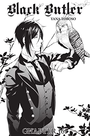 Black Butler No.161