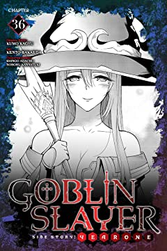 Goblin Slayer Side Story: Year One No.36