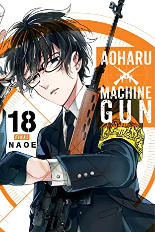 Aoharu x Machinegun Vol. 18