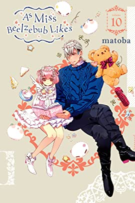 As Miss Beelzebub Likes Vol. 10