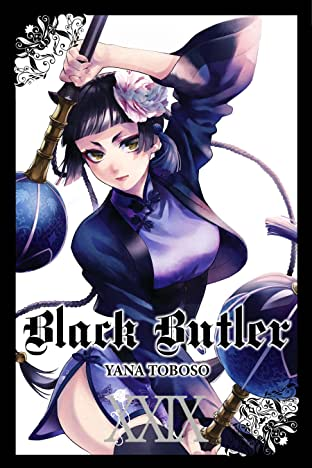 Black Butler Vol. 29