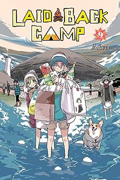 Laid-Back Camp Vol. 9
