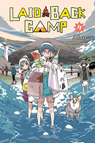 Laid-Back Camp Vol. 9