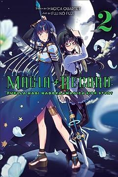 Magia Record: Puella Magi Madoka Magica Side Story Vol. 2