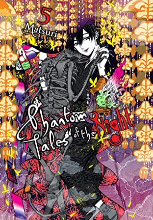 Phantom Tales of the Night Tome 5