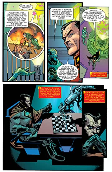 Superman Red Son 3 Of 3 Comics By Comixology
