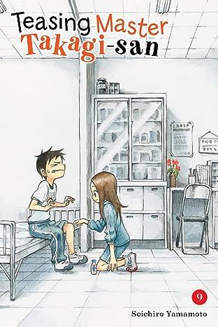 Teasing Master Takagi-san Vol. 9
