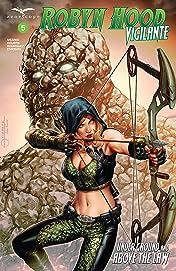 Robyn Hood #5: Vigilante