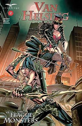 Van Helsing vs The League of Monsters #2