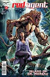 Red Agent #4: Island of Dr Moreau