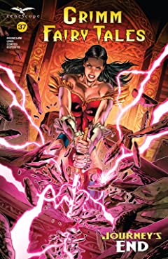 Grimm Fairy Tales #37: Journey's End