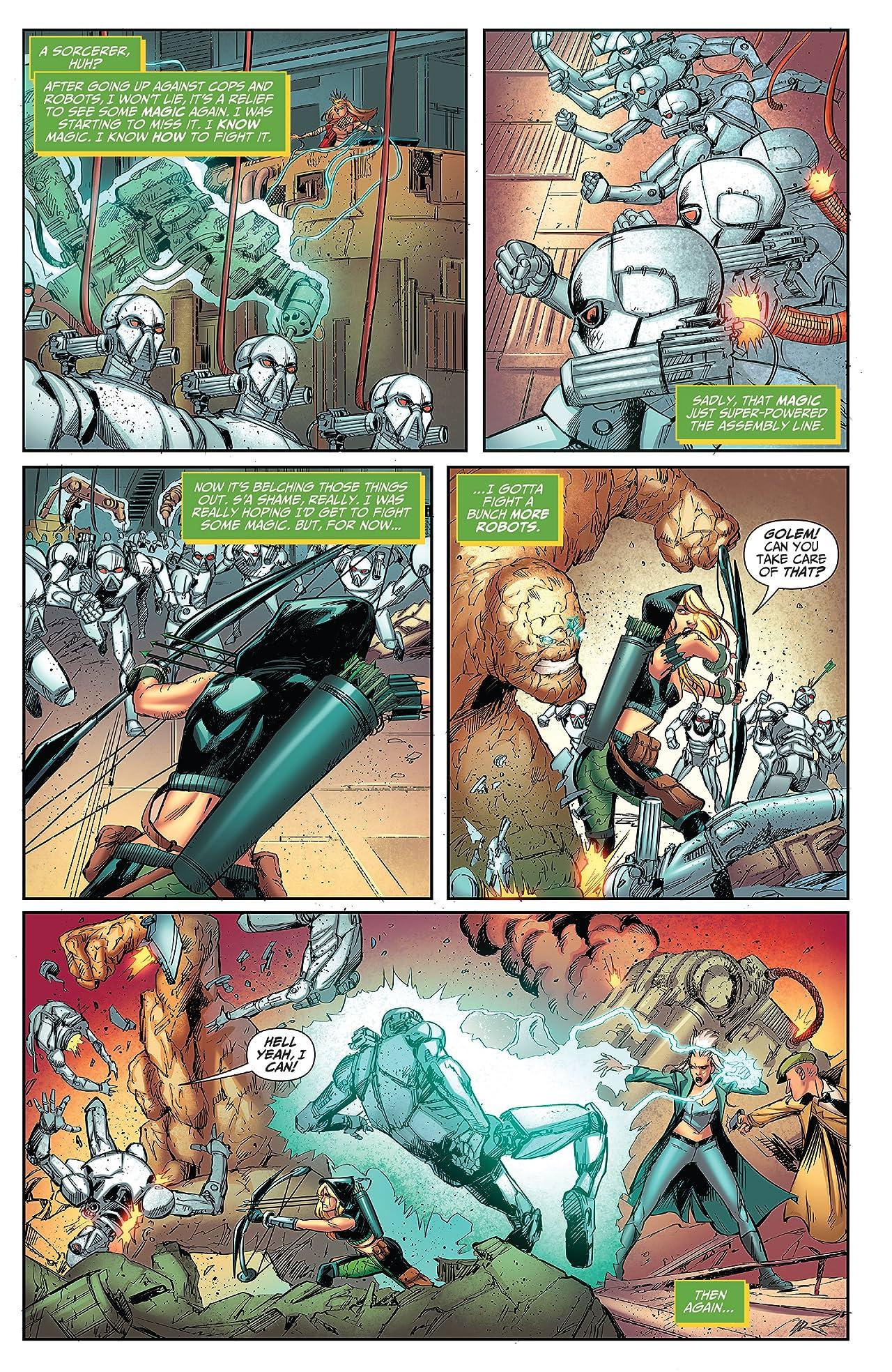 Robyn Hood No.6: Vigilante