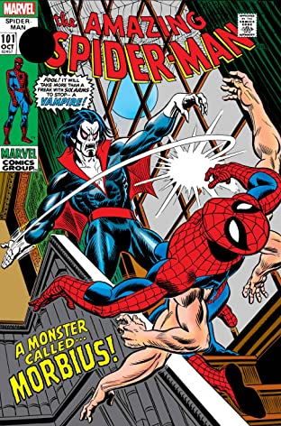 Amazing Spider-Man (1963-1998) No.101: Facsimile Edition