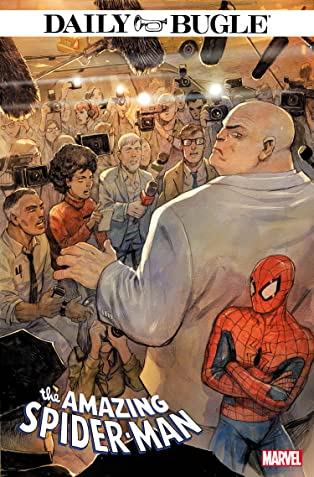 Amazing Spider-Man: The Daily Bugle (2020) #5 (of 5)
