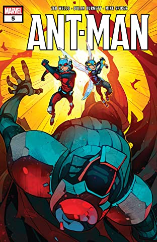 Ant-Man (2020) #5 (of 5)