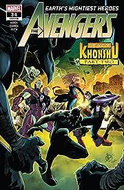Avengers (2018-) #34