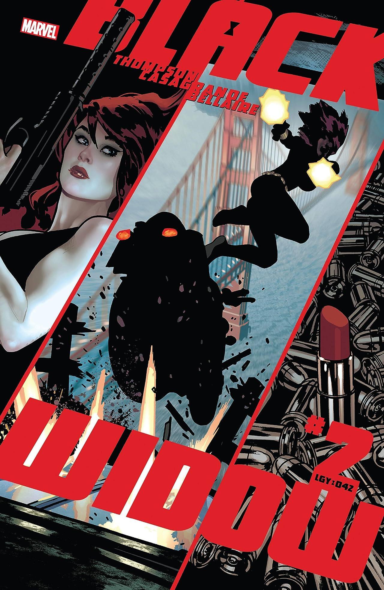 Black Widow (2020-) No.2