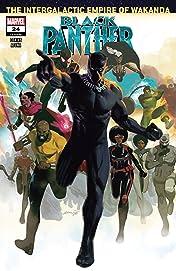 Black Panther (2018-) #24