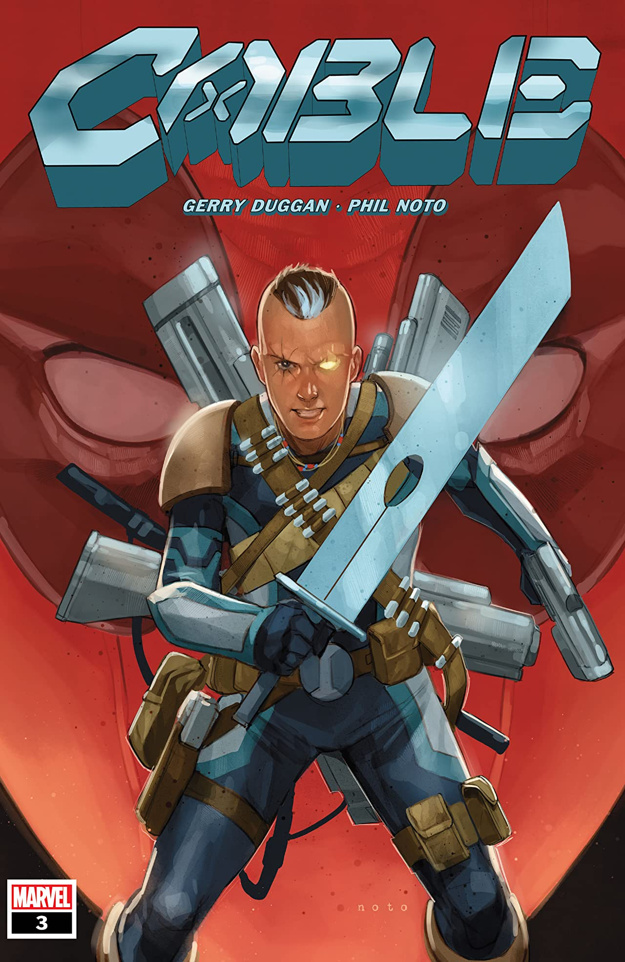 Cable (2020-) #3