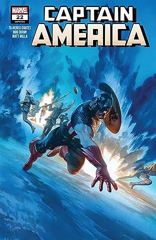Captain America (2018-) No.22