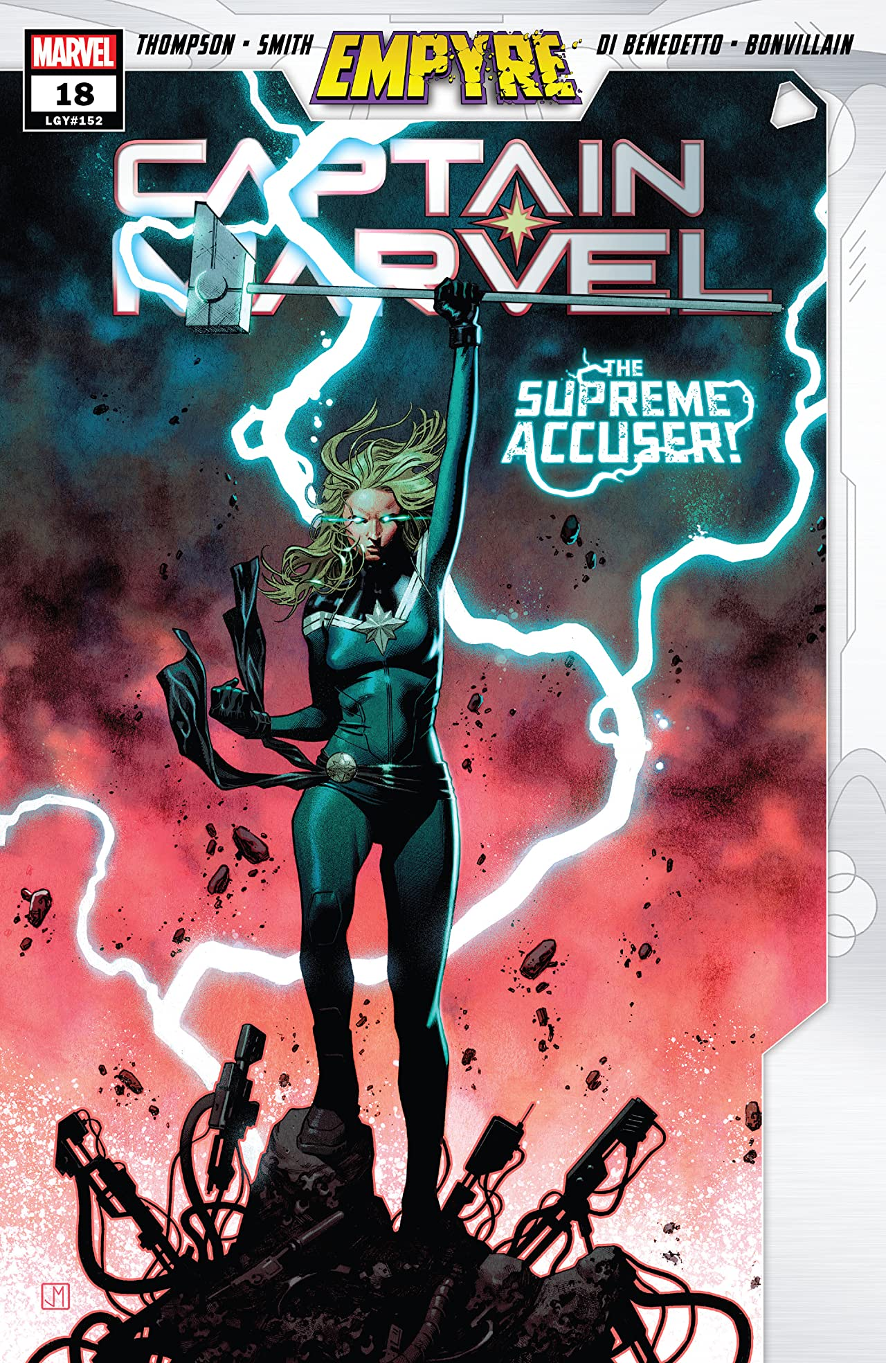 Captain Marvel (2019-) #18