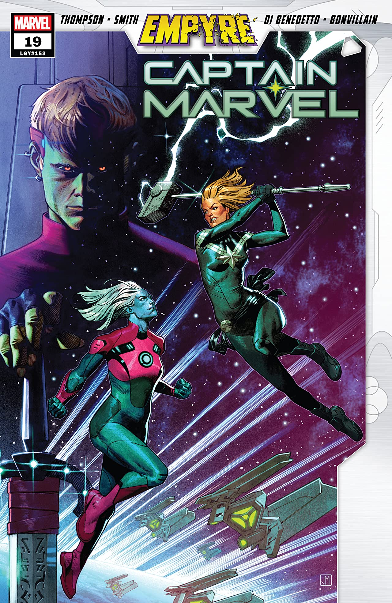 Captain Marvel (2019-) #19