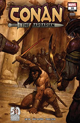 Conan The Barbarian (2019-) No.16