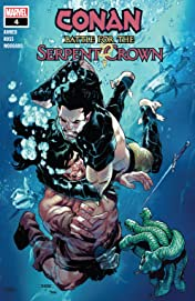 Conan: Battle For The Serpent Crown (2020) #4 (of 5)