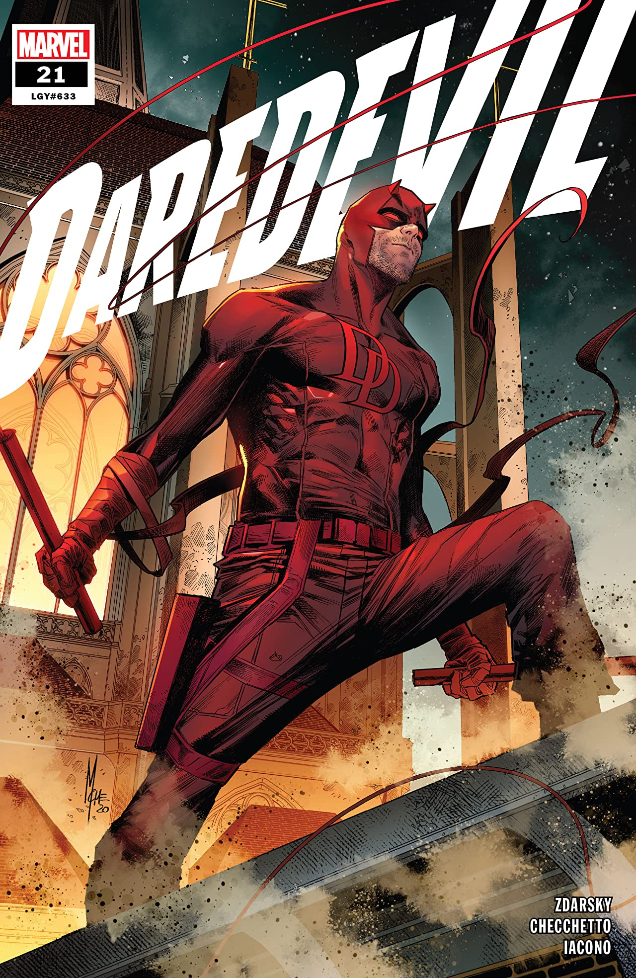 Daredevil (2019-) No.21