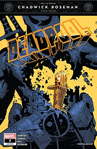 Deadpool (2019-) No.7