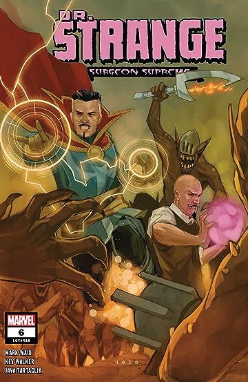 Dr. Strange (2019-) #6
