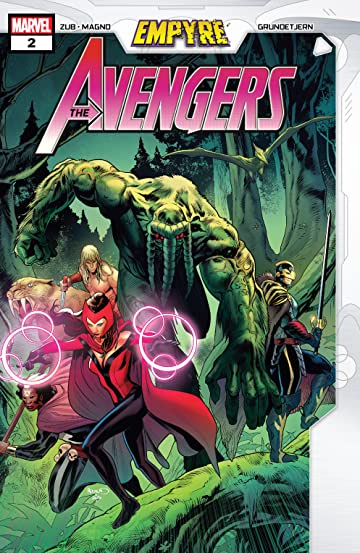 Empyre: Avengers (2020) #2 (of 3)
