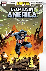 Empyre: Captain America (2020) #1 (of 3)