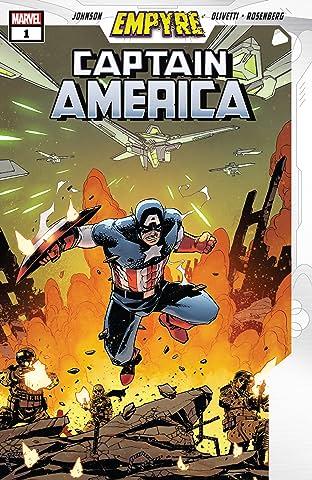 Empyre: Captain America (2020) No.1 (sur 3)