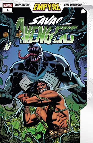Empyre: Savage Avengers (2020) #1