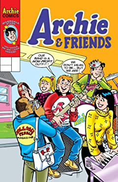Archie & Friends #80