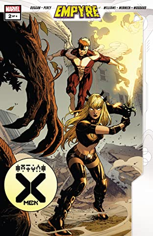 Empyre: X-Men (2020) #2 (of 4)