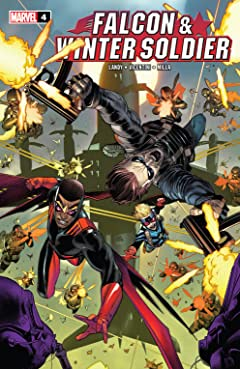 Falcon & Winter Soldier (2020) #4 (of 5)