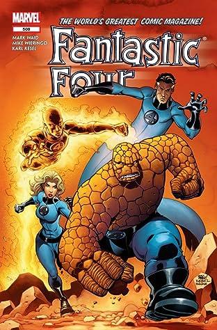 Fantastic Four (1998-2012) #509