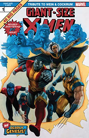 Giant-Size X-Men: Tribute To Wein & Cockrum (2020) #1