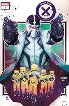 Giant-Size X-Men: Fantomex (2020) #1
