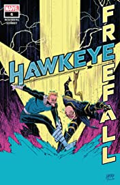 Hawkeye: Freefall (2020-) No.6