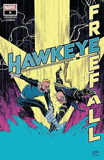 Hawkeye: Freefall (2020-) #6
